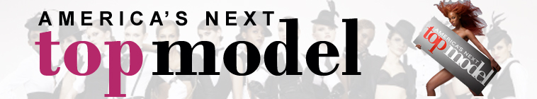 Banner voor America's Next Top Model