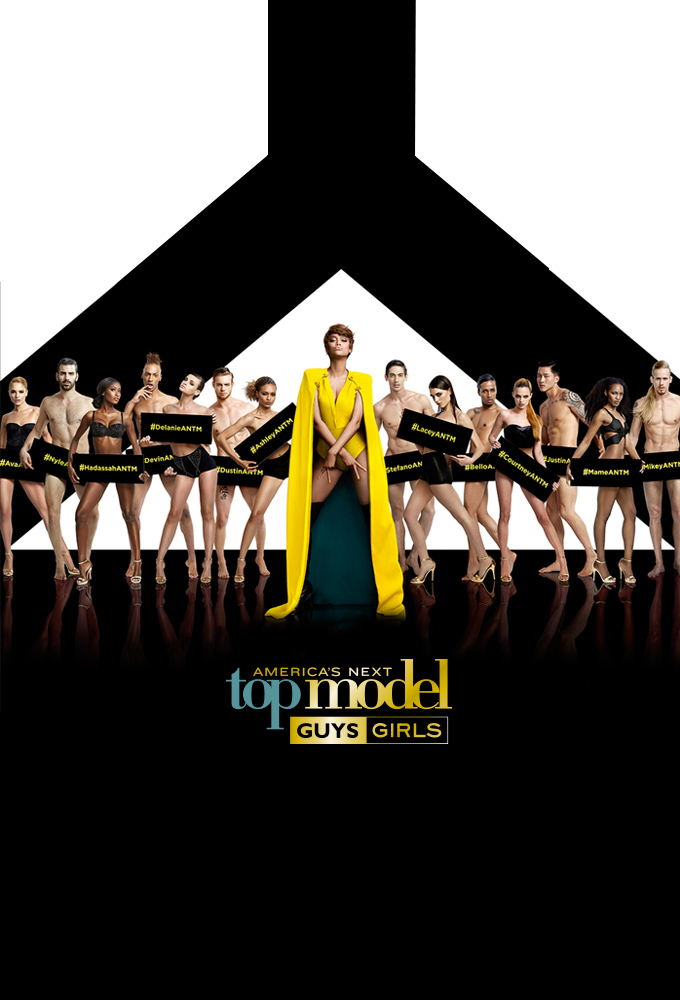 Poster voor America's Next Top Model