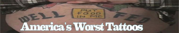 Banner voor America's Worst Tattoos