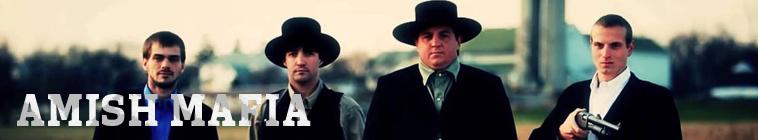 Banner voor Amish Mafia