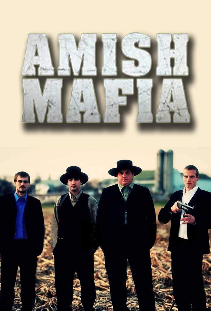 Poster voor Amish Mafia