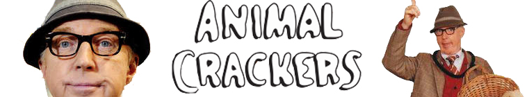 Banner voor Andre van Duins Animal Crackers