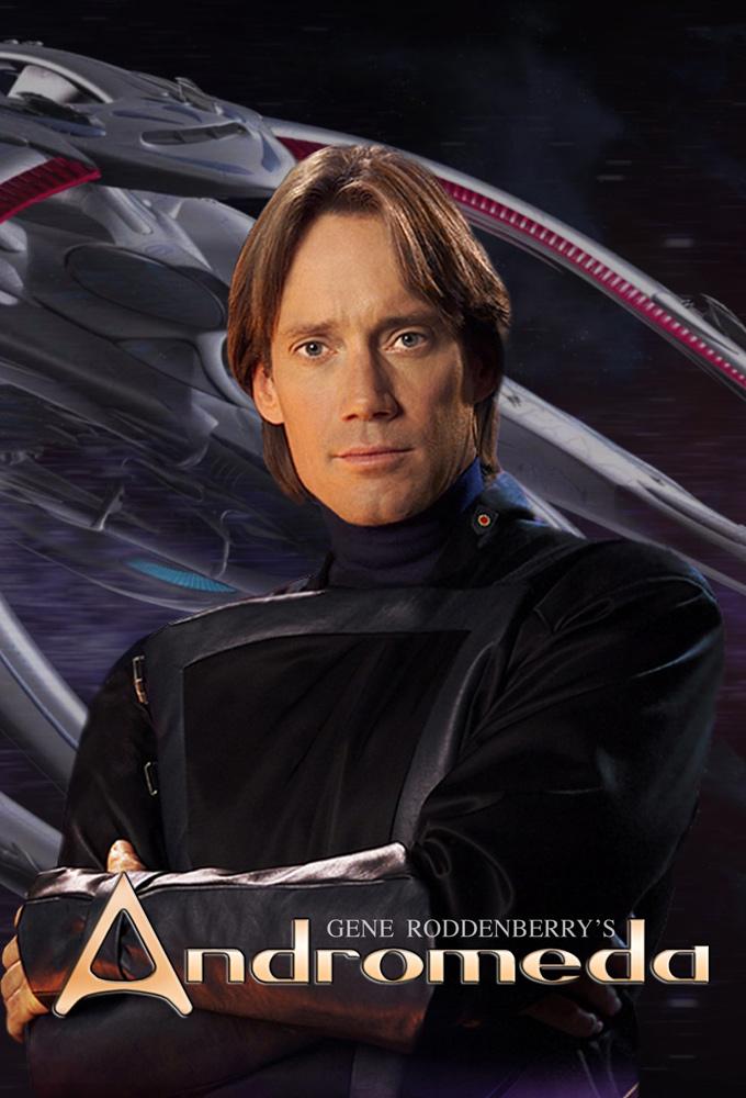 Poster voor Andromeda