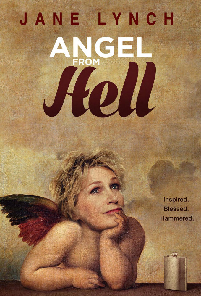 Poster voor Angel from Hell