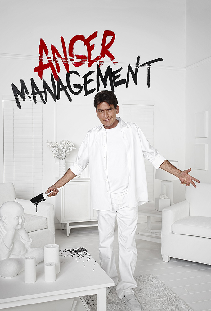 Poster voor Anger Management