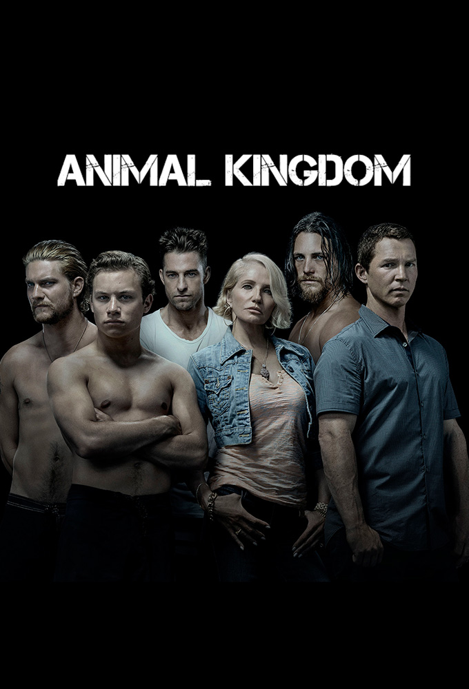 Poster voor Animal Kingdom