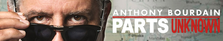 Banner voor Anthony Bourdain: Parts Unknown