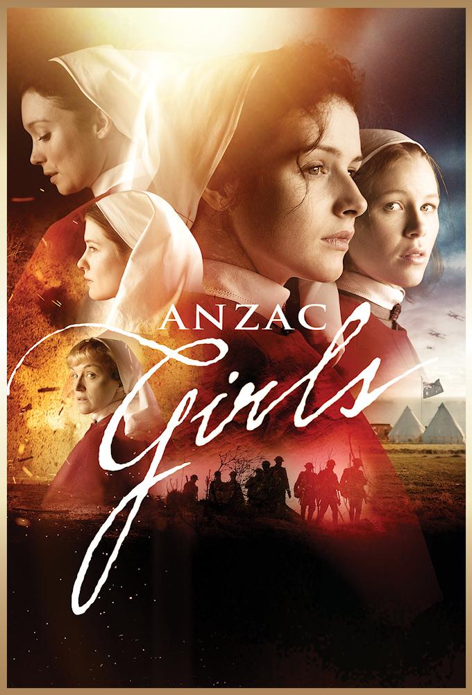 Poster voor ANZAC Girls