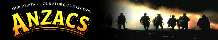 Banner voor ANZACS
