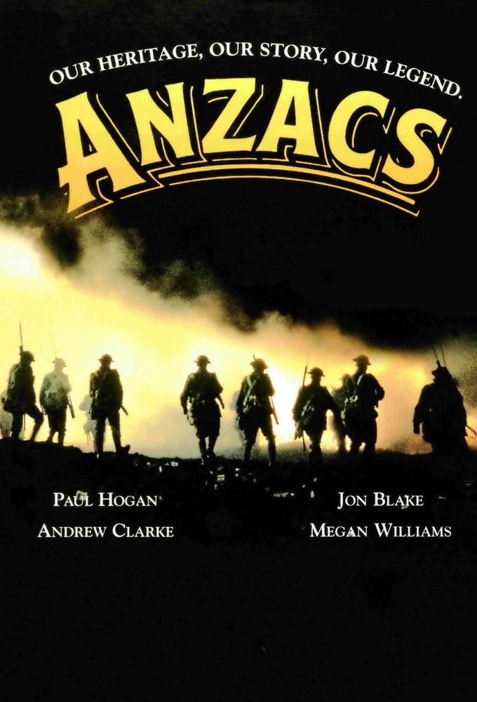 Poster voor ANZACS