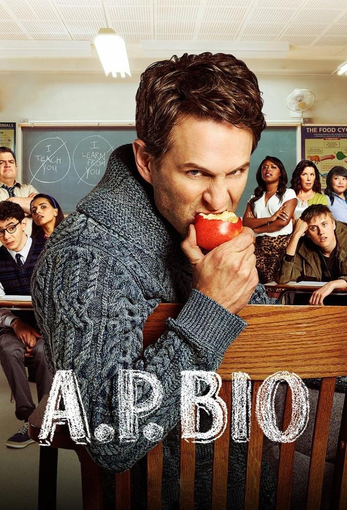 Poster voor A.P. Bio
