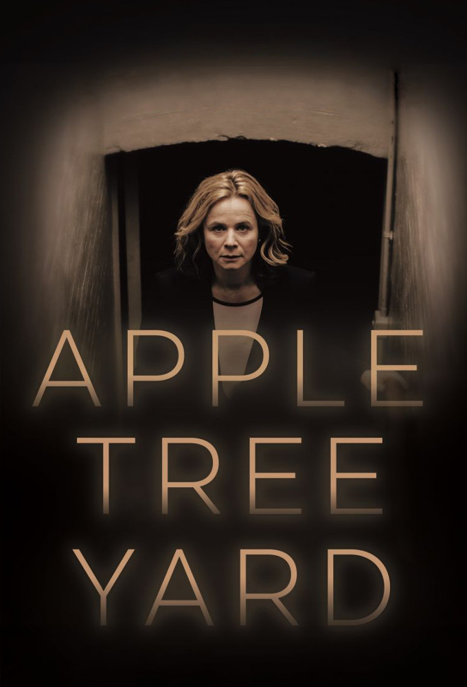 Poster voor Apple Tree Yard