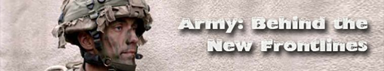 Banner voor Army: Behind the New Frontlines