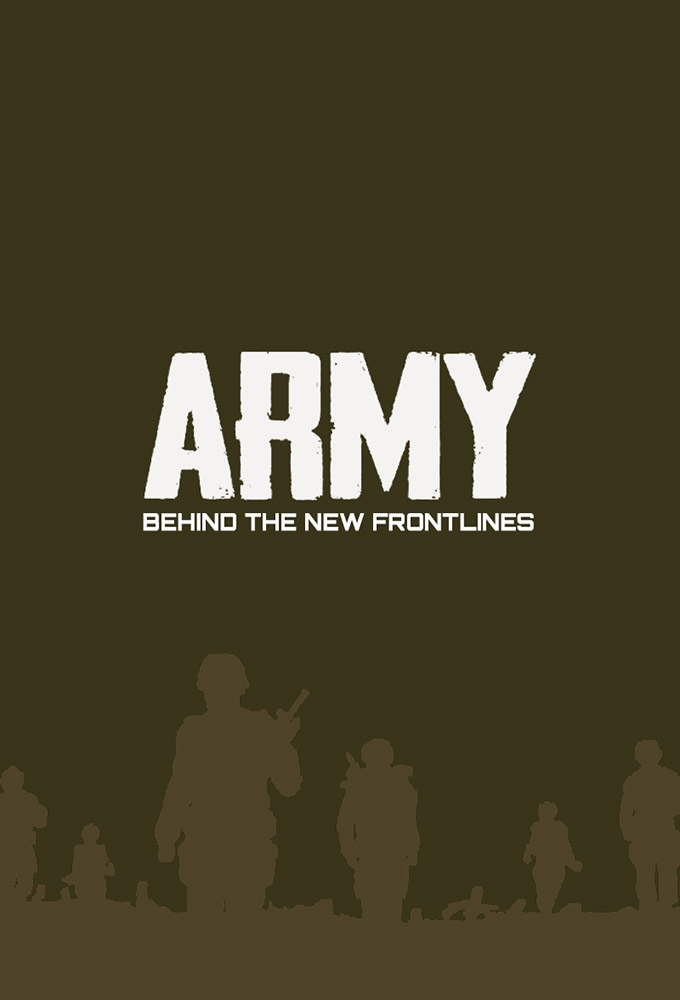 Poster voor Army: Behind the New Frontlines