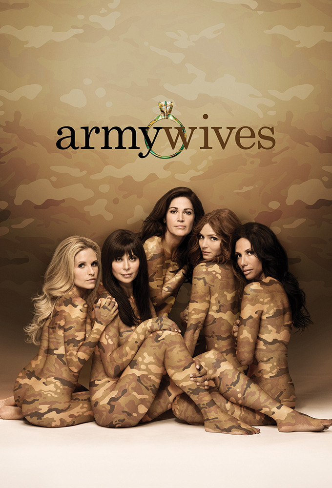 Poster voor Army Wives
