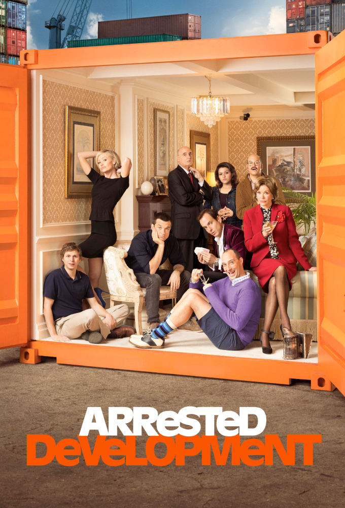 Poster voor Arrested Development