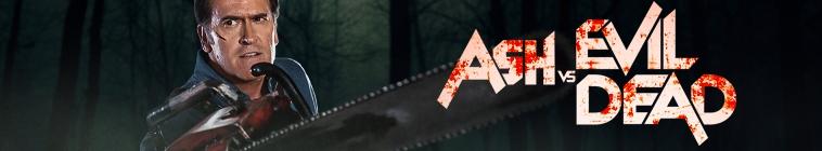 Banner voor Ash vs Evil Dead