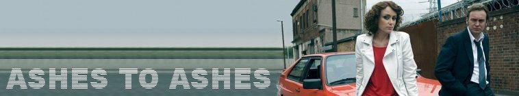 Banner voor Ashes to Ashes