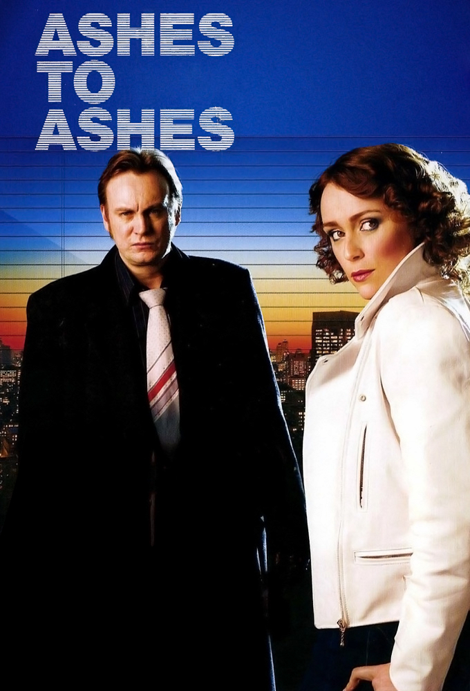 Poster voor Ashes to Ashes