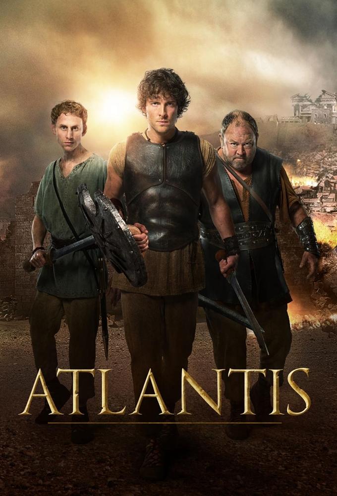 Poster voor Atlantis