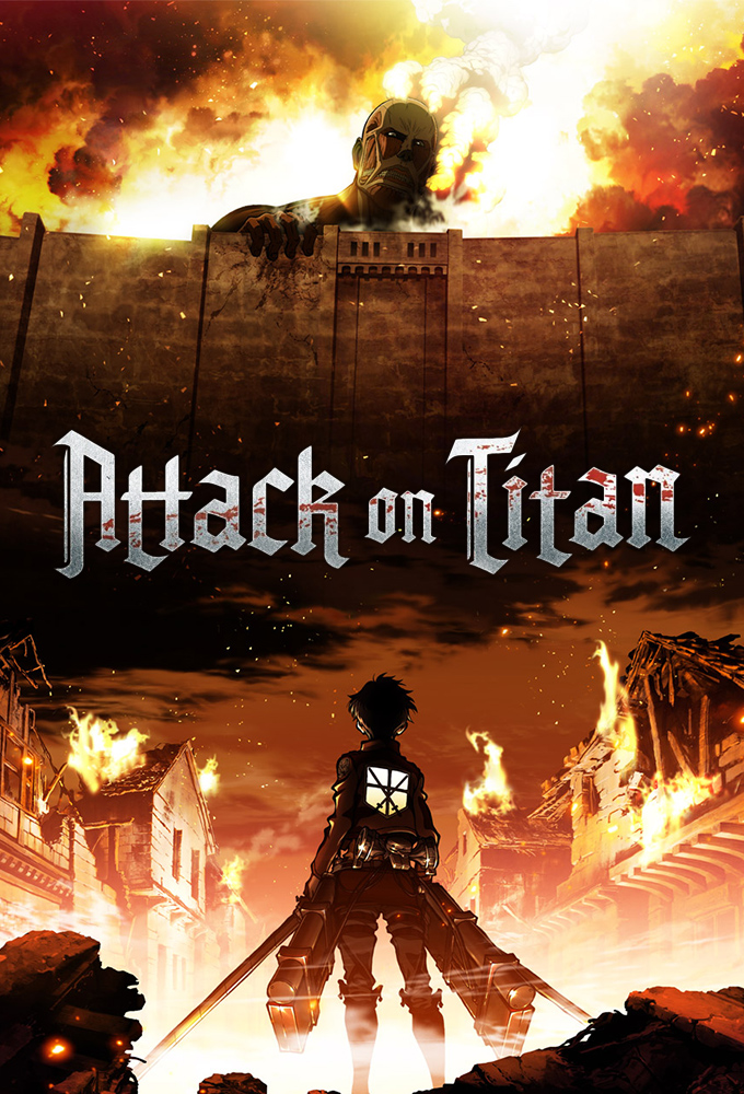 Poster voor Attack on Titan