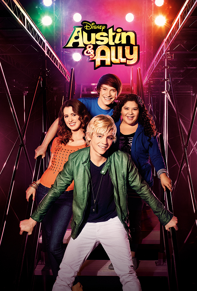 Poster voor Austin & Ally