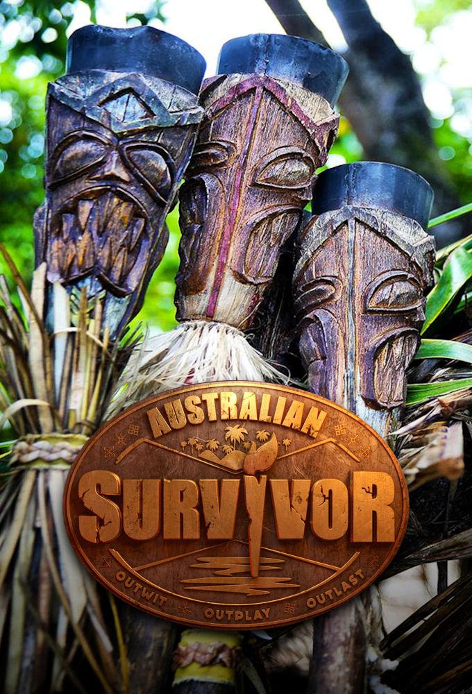 Poster voor Australian Survivor