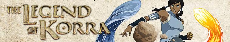 Banner voor Avatar: The Legend of Korra
