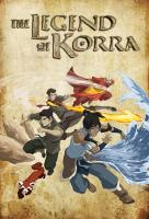 Poster voor Avatar: The Legend of Korra