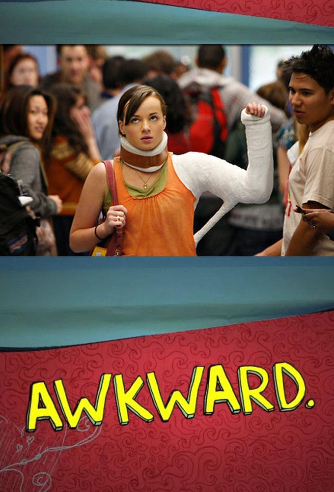 Poster voor Awkward.