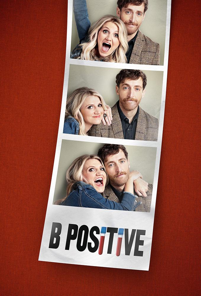 Poster voor B Positive