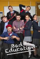 Poster voor Bad Education