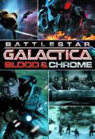Poster voor Battlestar Galactica: Blood & Chrome