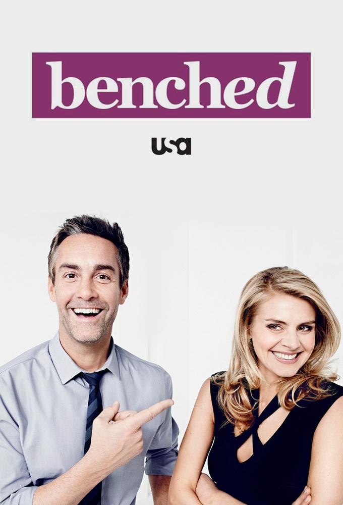 Poster voor Benched
