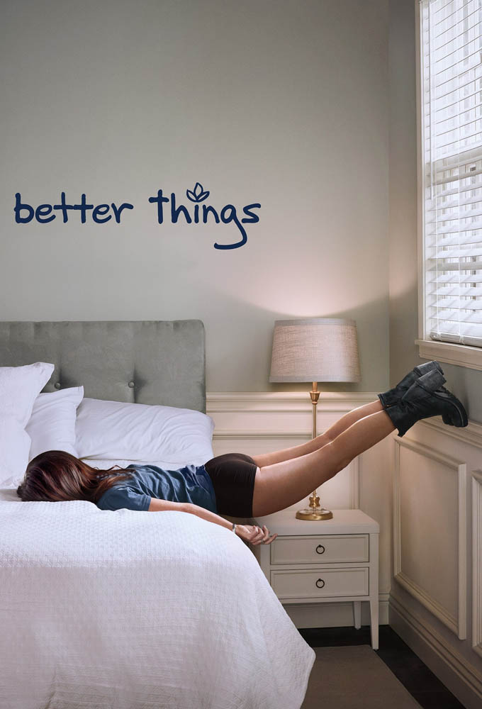 Poster voor Better Things