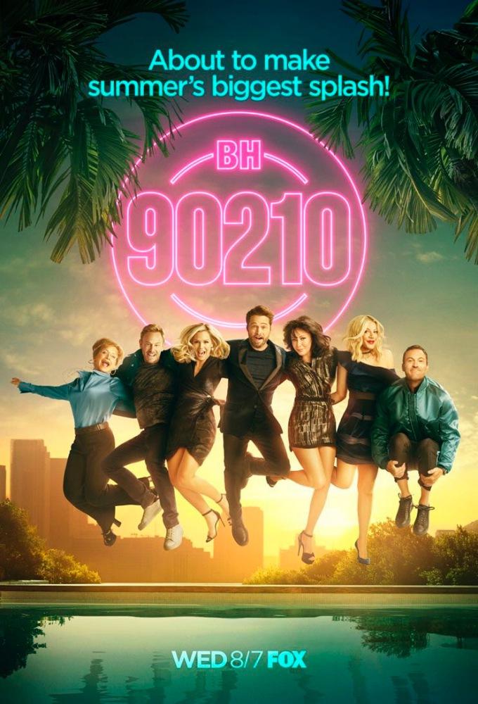 Poster voor BH90210