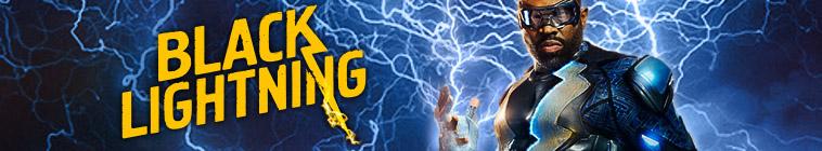 Banner voor Black Lightning