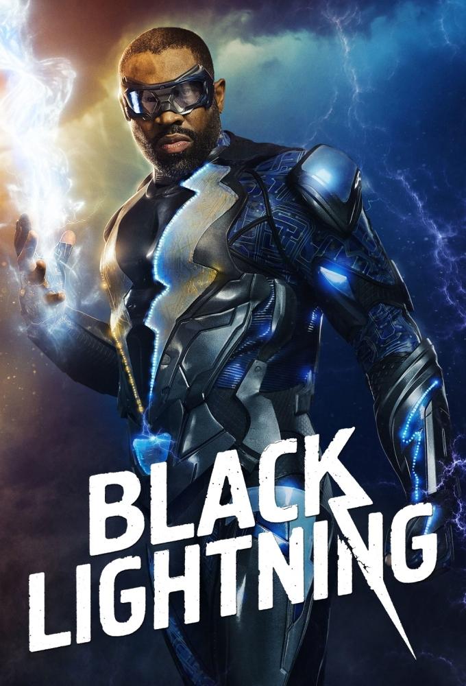 Poster voor Black Lightning