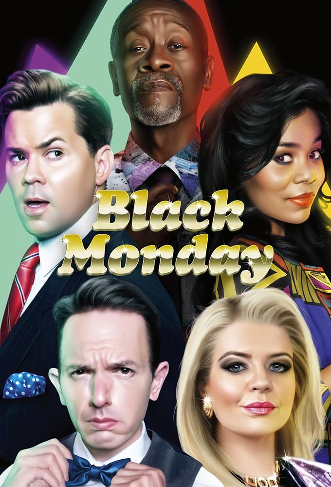 Poster voor Black Monday