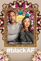 Poster voor #blackAF