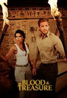 Poster voor Blood & Treasure