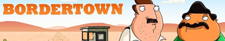 Banner voor Bordertown