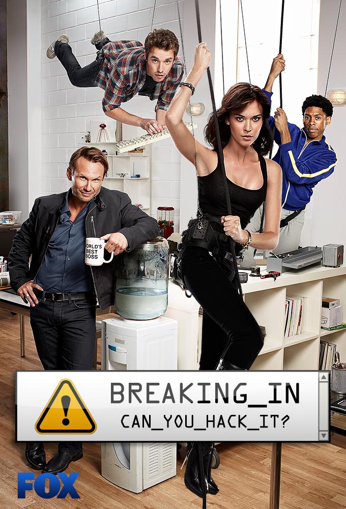Poster voor Breaking In