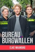 Poster voor Bureau Burgwallen