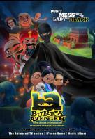 Poster voor Burka Avenger