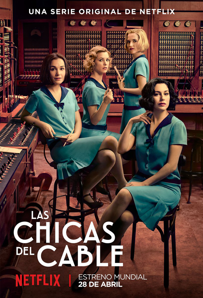 Poster voor Cable Girls