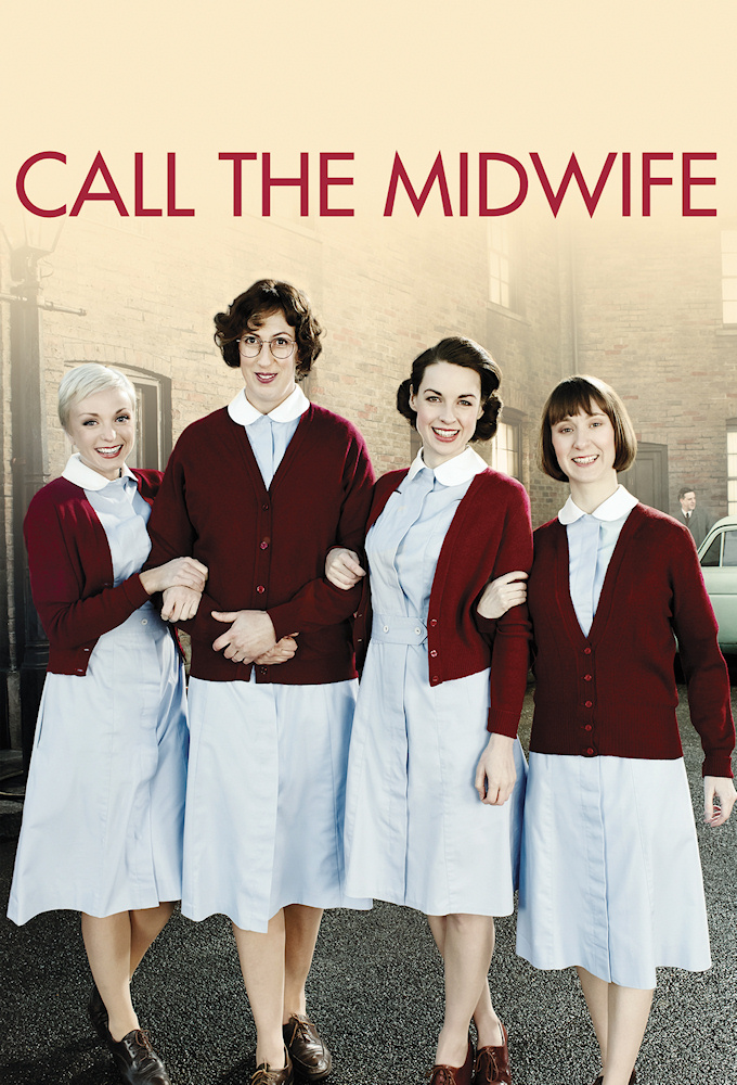 Poster voor Call the Midwife