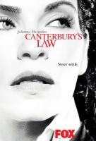 Poster voor Canterbury's Law