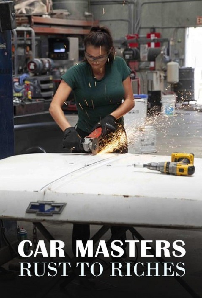 Poster voor Car Masters: Rust to Riches