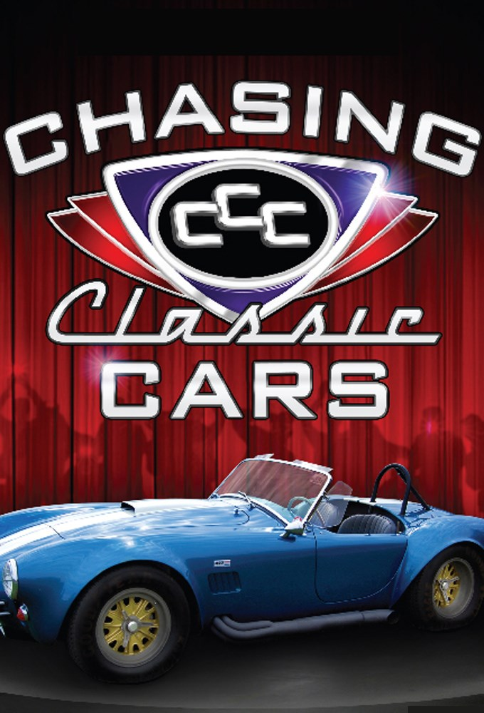 Poster voor Chasing Classic Cars